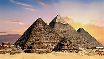 Pyramid Pyramids Giza Wallpapers Wallpaperaccess