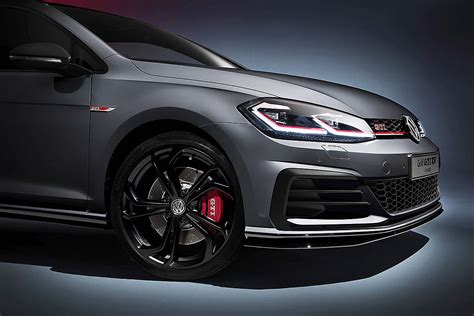 Vw Golf 7 Gti Tcr Test by Vw Golf 7 Gti Tcr Concept 2018 Test Alle Infos