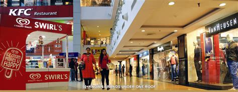 The Opulent Mall - best shopping mall in delhi ncr ghaziabad