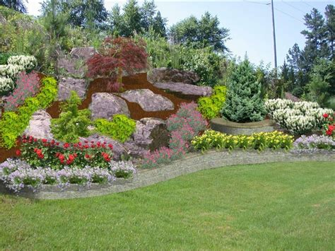 landscape slopes plants to landscape shade slope to prevent erosion cover within landscaping ideas for slopes