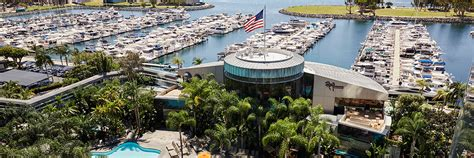 Nightly Boat Rental San Diego by San Diego Marina Slip San Diego Marriott Marquis Marina