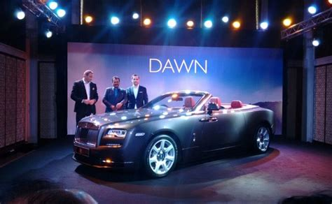 Rolls Royce Starting Price by Rolls Royce Debuts With Starting Price Of Rs 6 25