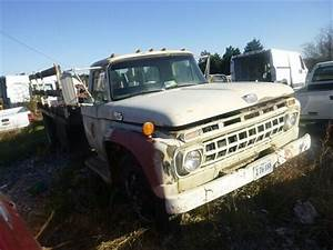 1965 Ford F700 Flatbed 25680 Miles Tan Truck V