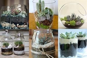 Deko Ideen Kerzen Im Glas : tolle deko idee kakteen im glas ~ Bigdaddyawards.com Haus und Dekorationen