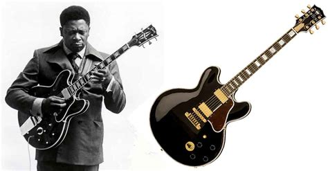- Gibson BB Kings Lucille