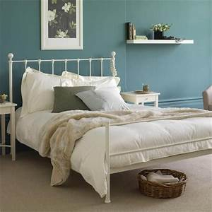 Iron Bed Bedroom 25 Best Ideas About Iron Bed Frames On ...