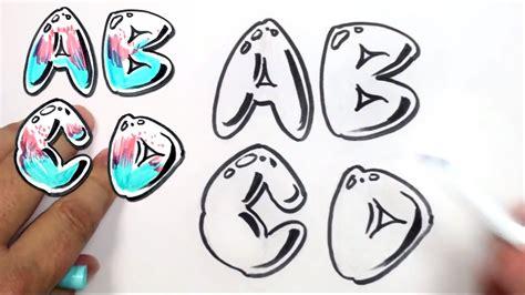alphabet letters in graffiti bubbles letters alphabet graffiti cover letter exle