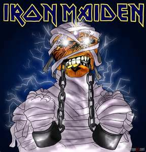 How to Draw Eddie From Iron Maiden