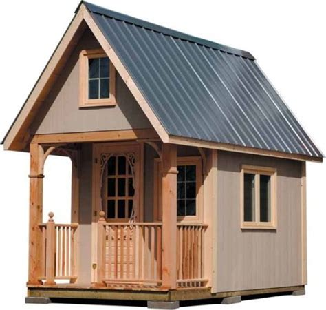 Shed plans 12x16 with porch hub   kanam