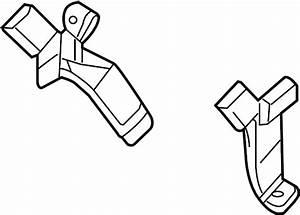 Chevrolet Monte Carlo Seat Belt Receptacle  Left