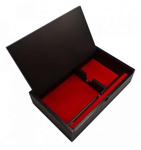 boite bureau boite de rangement en bois pour le bureau muti usage