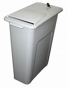 23 gallon locking personal desk side document container for Locking document container