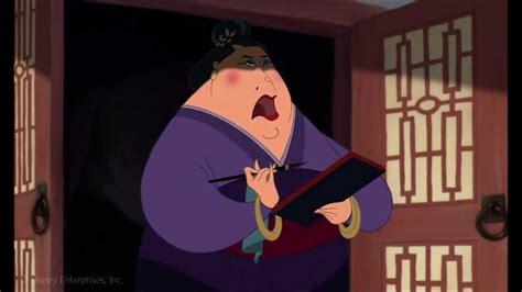 Mulan Makeup Lady