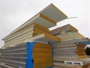 Panneaux Sandwich Pas Cher : panneaux sandwich bardage pas cher isolation sous ~ Melissatoandfro.com Idées de Décoration
