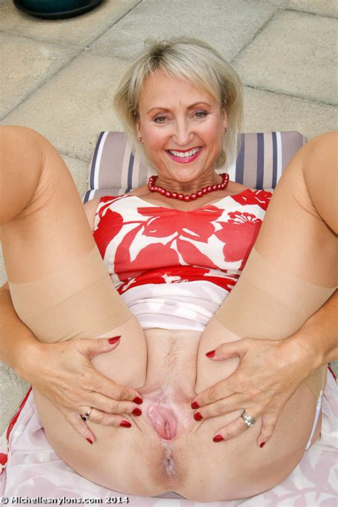 Michelles Nylons Michelles Nylons August Outdoor