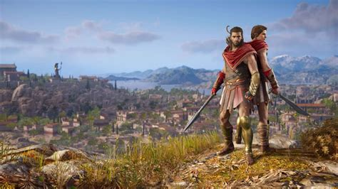Assassin's Creed Odyssey Is A Proper Rpg  In Case You