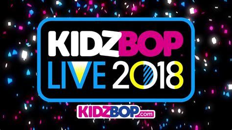 Kidz Bop Live 2018 Tour Youtube