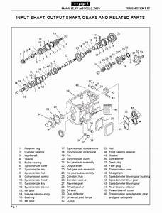 Hino Truck 2002 Fd Fe Ff Sg Chassis Body Electrical Pdf