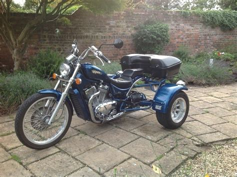 Suzuki Rhino by Suzuki Intruder 800cc Rhino Trike Superb Condition