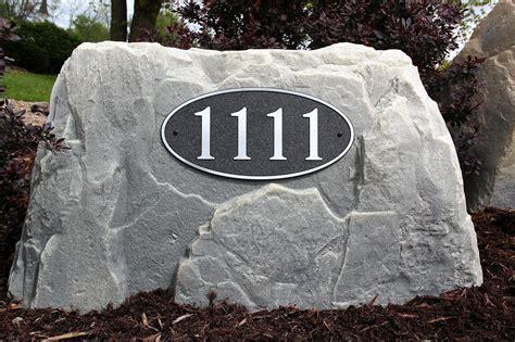 house address rock