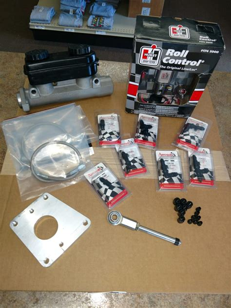 master cylinder manual kit w line lock 79 93 94 04 special kid race cars