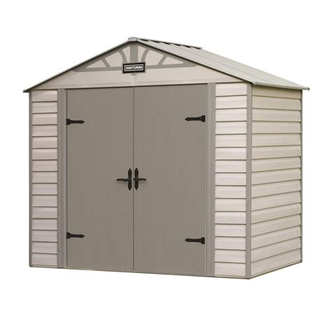 Arrow Galvanized Steel Storage Shed Anchor Kit by Upc 026862108906 Craftsman 8 Ft X 5 Ft Vinyl Coated