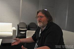 Valve Boss Gabe Newell Makes A Great Dota 2 Character