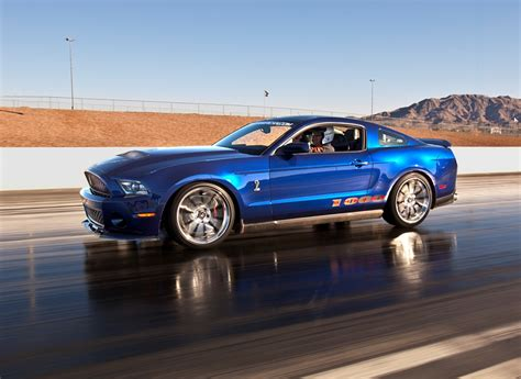 Newmotoring 2012 Shelby Mustang Gt 1000 Coupe