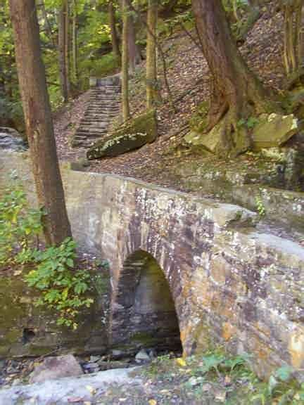 All South Chagrin Reservation Hiking Trail Pictures In Order