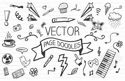 Vector Doodles Graphics Vectors Drawing Doodle Graphic