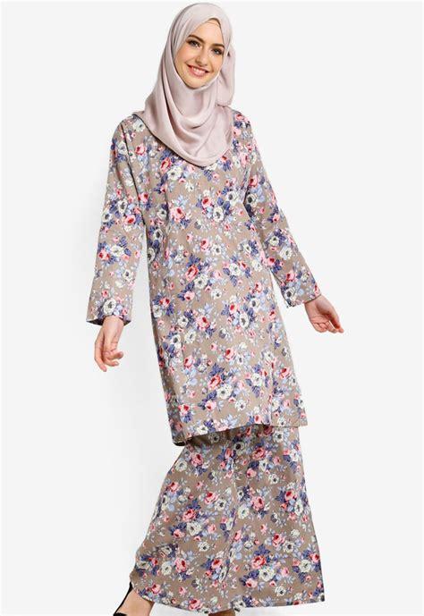 A classic muslimah baju kurung by cy. Apa Beza Antara Pola Fesyen Baju Kurung Pesak 2017