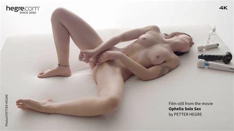 Ophelia Solo Sex