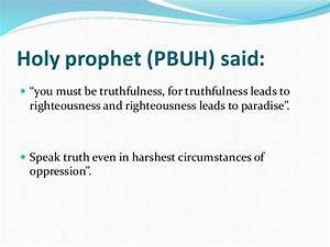 Lie In Islam