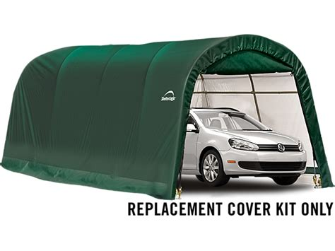 replacement cover kit   autoshelter roundtop      ft