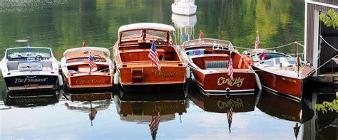 Hammondsport Ny Antique Boat Show by Events Acbs Upcomingcarshq