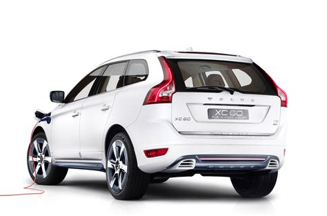 Volvo Automobiles by Volvo Xc60 In Hybrid Concept