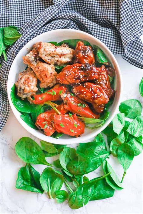 frozen wings chicken air fryer enjoy again