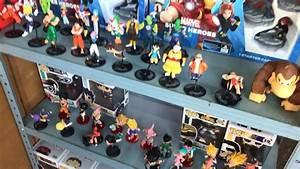 Dragonball Z Super toys action figures at Flea Market ...
