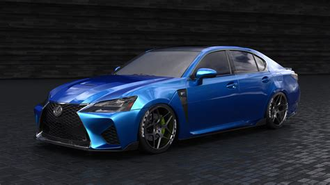 Lexus Gs F 2020 by 2016 Lexus Gs F By Clark Ishihara Top Speed
