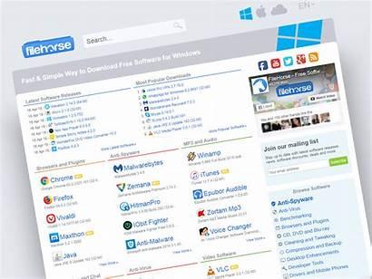 Filehorse Software Windows Site
