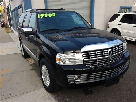 automobile air conditioning service 2007 lincoln navigator l lane departure warning find used 2007 lincoln navigator ultimate sport utility 4 door 5 4l mechanic owned mint in