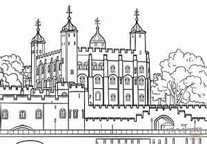 London Bridge Dessin : tower of london coloring page free printable coloring pages ~ Dode.kayakingforconservation.com Idées de Décoration