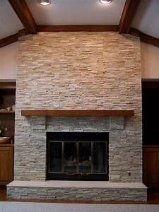 Quartz Fireplace Chase - Traditional - Family Room - Other