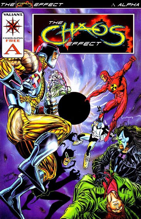 chaos effect valiant comics  fandom
