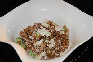 Assiette à Risotto : risotto de petit epeautre ~ Teatrodelosmanantiales.com Idées de Décoration