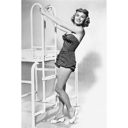 donna reed swimsuit donna reed swimsuit rare portrait 24x36 poster walmart