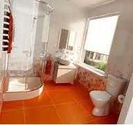 Home Decorating Trends Homedit Bathroom Bathroom Interior Design Bathroom Colors Orange Bathroom Gallery Of 20 Fresh Orange Bathroom Ideas Day Bathroom Styles And Tips In Orange Colour Top Home Decor 1