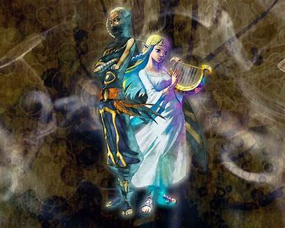 Impa Zelda Deviantart Fan Sheikah Hipwallpaper Zeldas