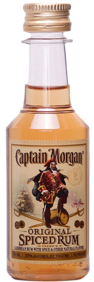 captain morgan spiced rum ml buy captain morgan minis