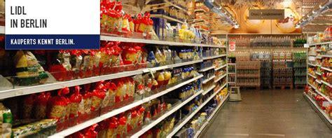 lidl berlin lidl supermarkt berlin kauperts